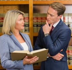 Dealing with attorneys